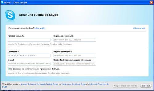 tutorial-Skype-crear cuenta