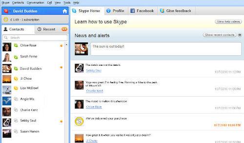 desinstalar Skype escritorio