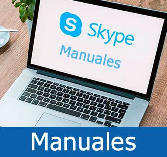 manuales skype