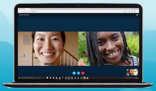 video llamadas en skype